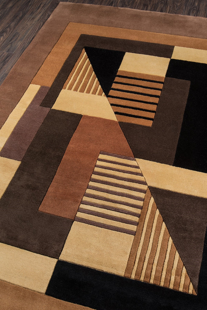 Momeni New Wave Nw06 Gold Rug Rugs Done Right