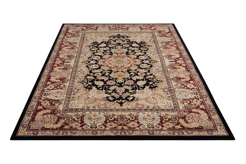 Nourison 2000 2005 Black Rug Rugs Done Right