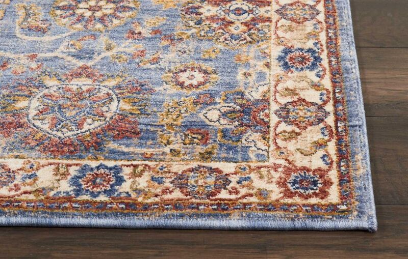 Nourison Lagos Lag04 Sky Rug Rugs Done Right