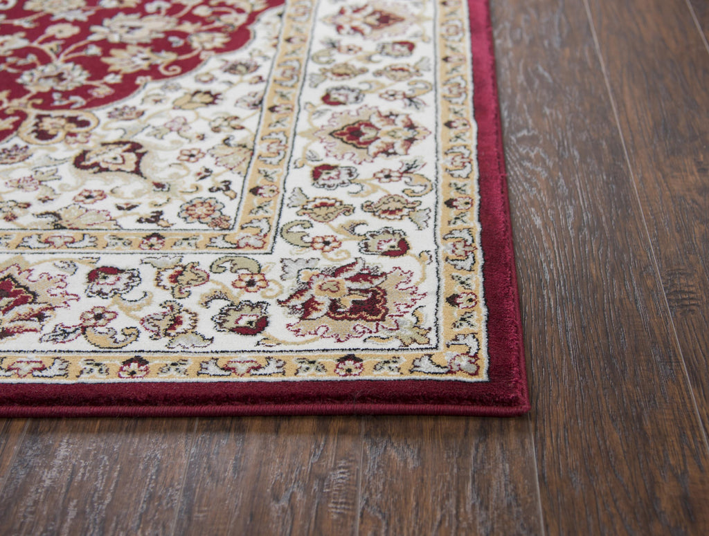 Rizzy Rugs Zenith Zh7112 Rustic Red Rug Rugs Done Right