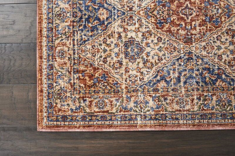 Nourison Lagos Lag05 Multi Rug Rugs Done Right