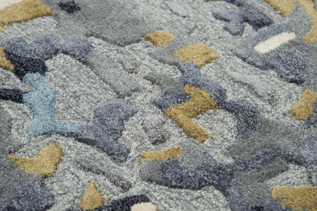 Rizzy Rugs Mod Mo004b Light Blue Rug Rugs Done Right