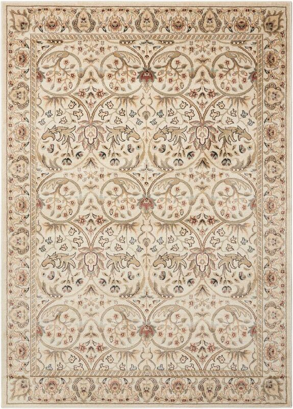 Nourison Walden Wal03 Ivory Rug Rugs Done Right
