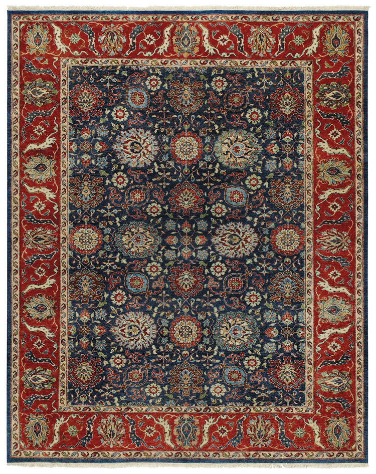 Capel Constantinople 1773 Regal Blue Rug Rugs Done Right