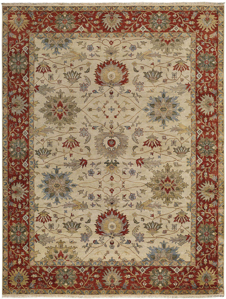 Capel Yazzie 1908 Ivory Rug Rugs Done Right