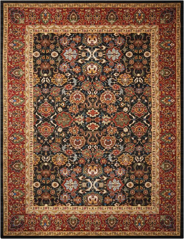 Nourison Timeless Tml20 Midnight Rug Rugs Done Right