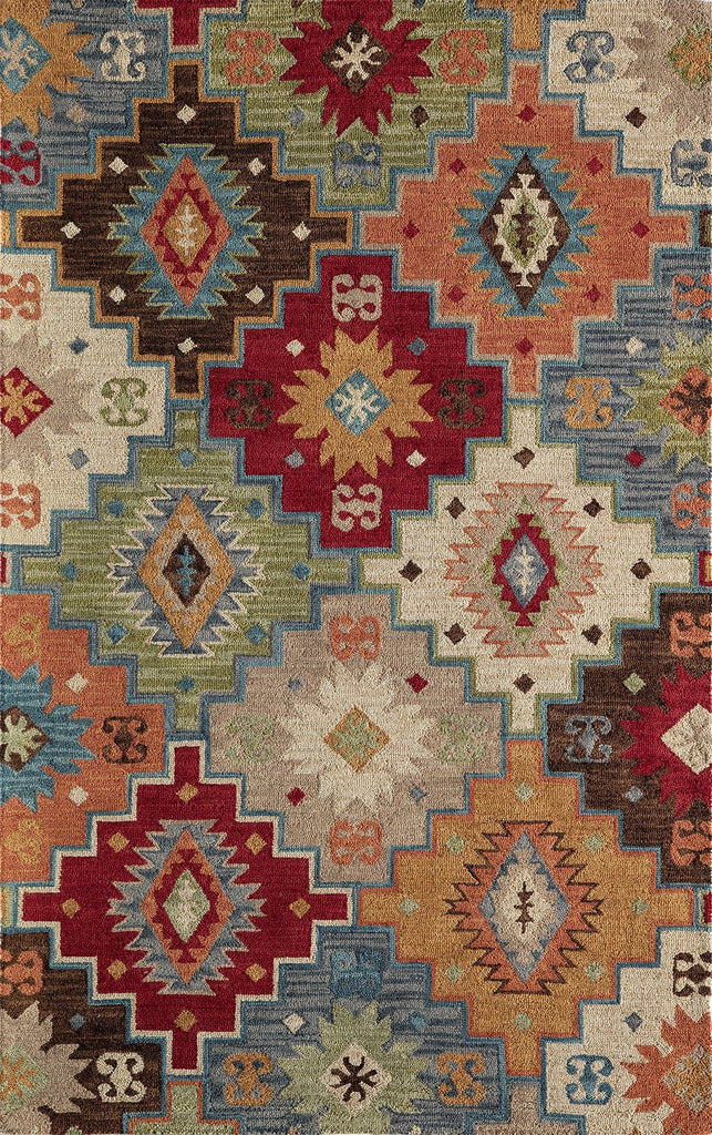 Momeni Tangier Tan23 Multi Rug Rugs Done Right