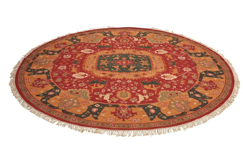 Nourison Nourmak Sk63 Rusty Burgundy Rug Rugs Done Right