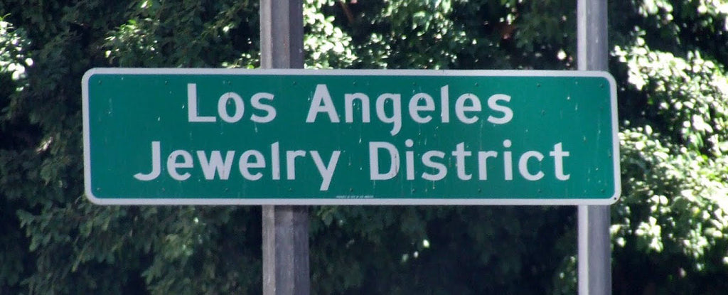 Los Angeles Jewelry District