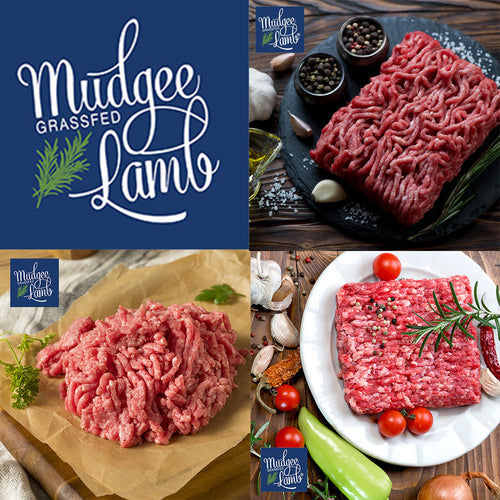 Mudgee Mince Trio (Lamb, Beef & Pork) - Save!