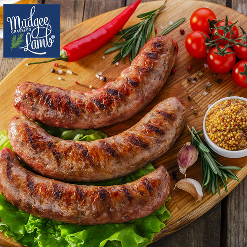 Paddock Raised Pork Sausages - Gluten Free