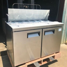 "48"" Refrigerated Prep Station"