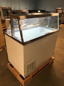 "46"" Ice Cream Dipping Cabinet"