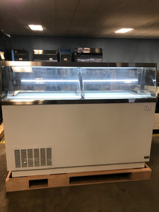 "66"" Ice Cream Dipping Cabinet"