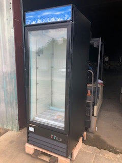 1 Door Glass Front Cooler