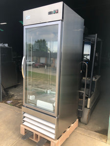 Single Glass Door Cooler
