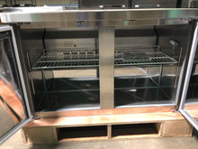 "Brand new 48"" under counter freezer"