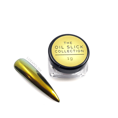 Apple Cider - Oil Slick