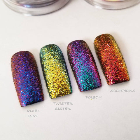 Chameleon Glitz - Luxury Beauty