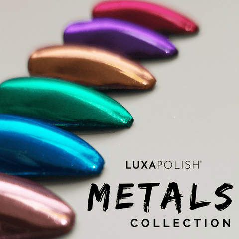 The Metals Collection (Fine) - Luxury Beauty