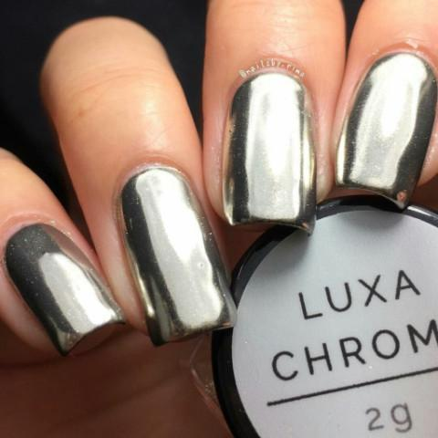 Luxa Chrome - Luxury Beauty
