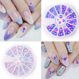Unicorn Flat Bead Wheels - Luxury Beauty