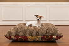 Tropical Starburst Luxury designer dog bed