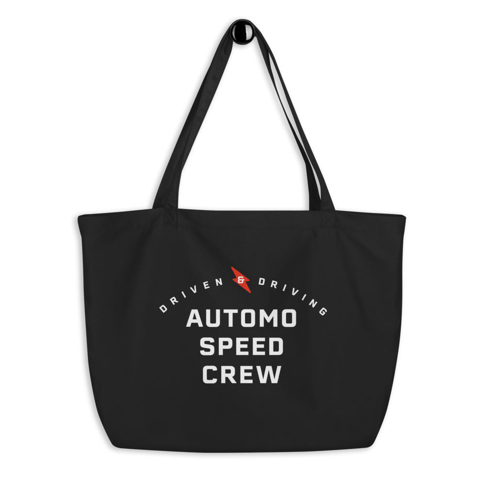 Driven & Driving Automo Speed Crew Tote Bag -  Accessories - Automo Design Co.
