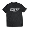 Fast AF - In Combustion We Trust T-Shirt -  T-shirt - Automo Design Co.