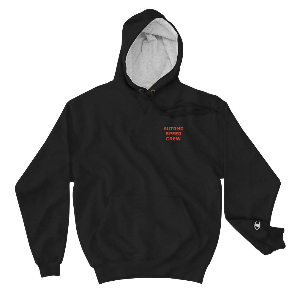 Downshift, Send It - Champion Hoodie -  Outerwear - Automo Design Co.