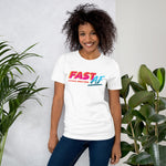 Fast AF - Short-Sleeve Unisex T-Shirt -  T-shirt - Automo Design Co.