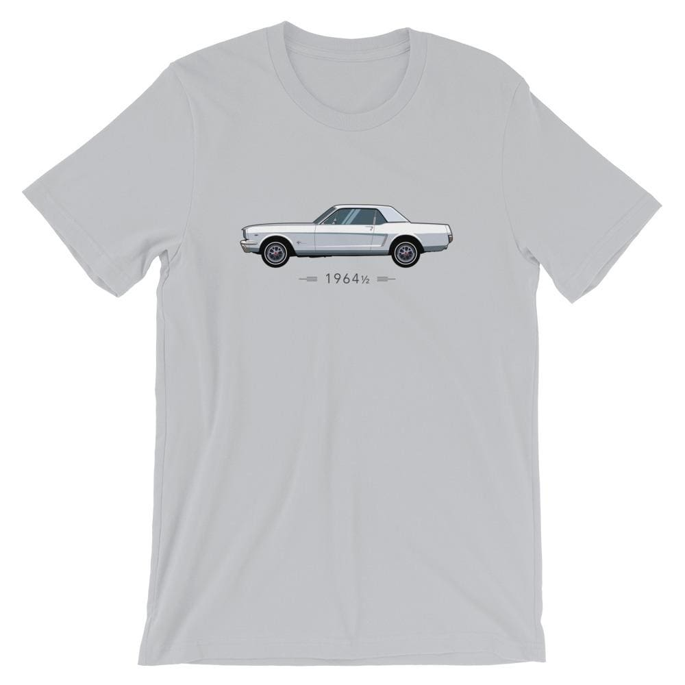 1964½ Mustang T-shirt -  T-shirt - Automo Design Co.