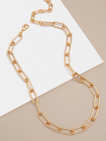Dainty Link Necklace