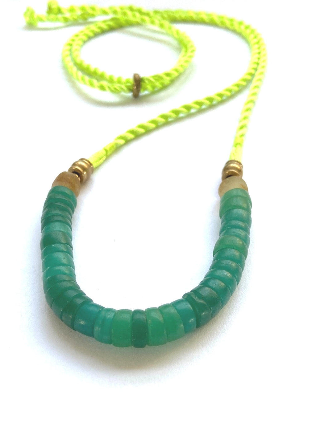 Endless Summer Rope Necklace