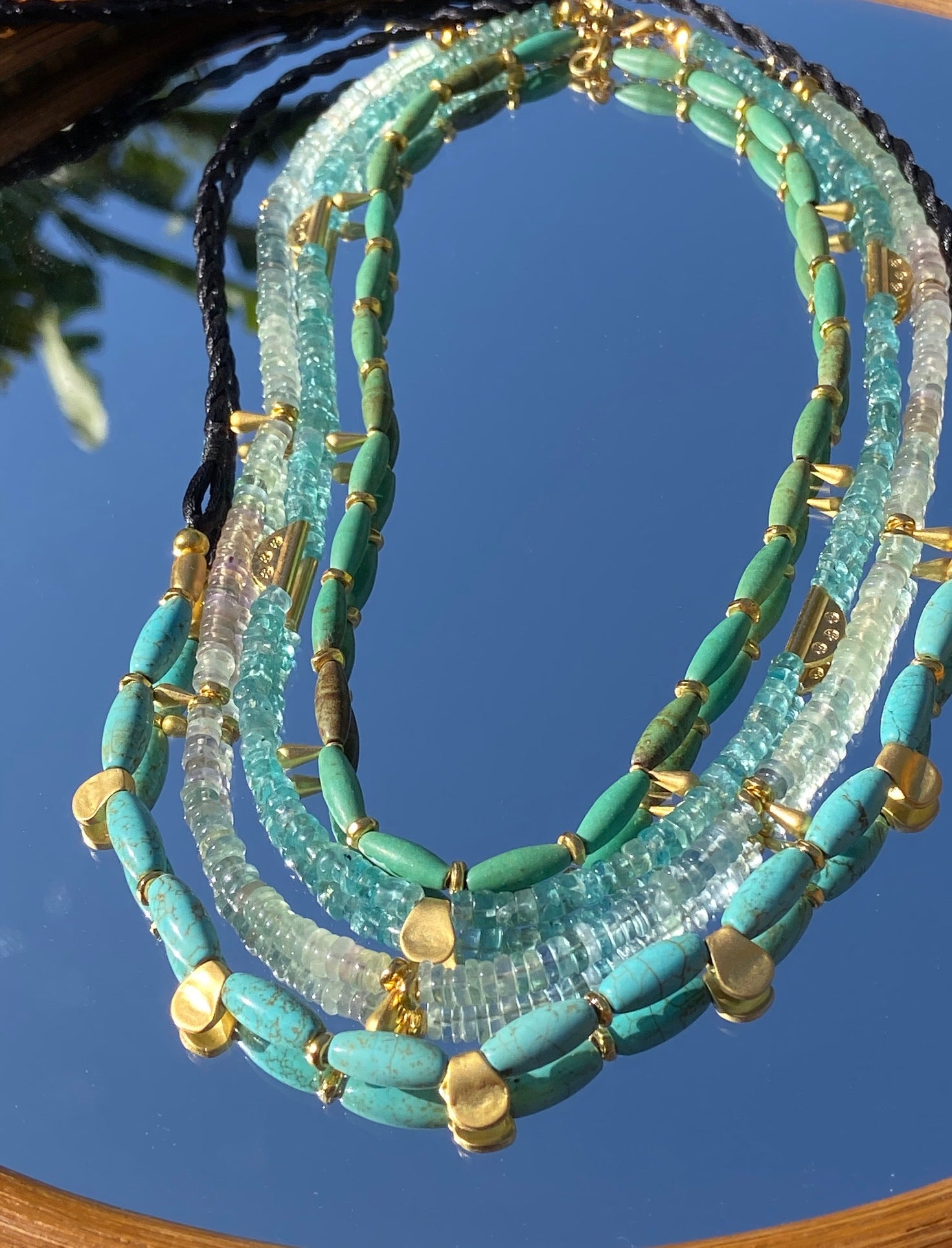 Everyday Turquoise Necklace