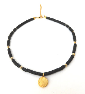 Treasures Coin Choker