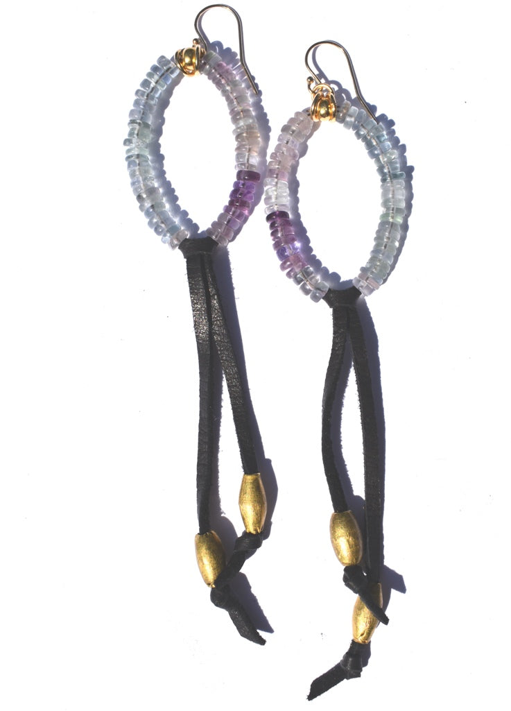 Drifters Hoop Earrings