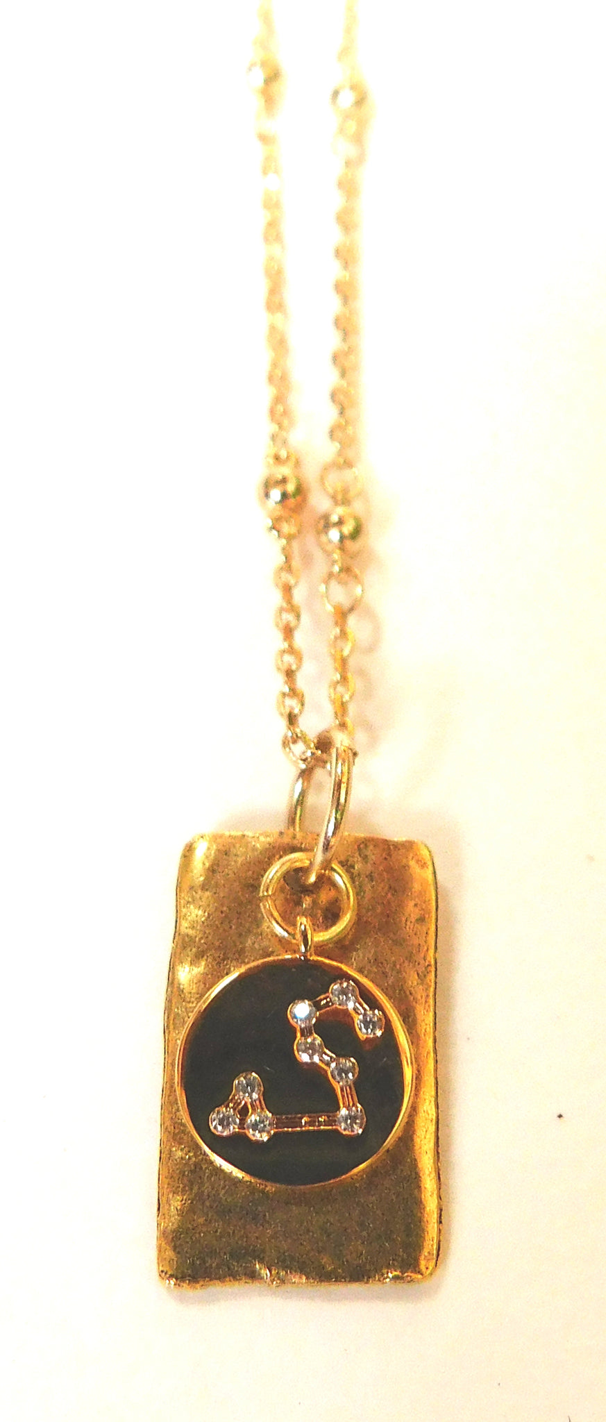 Cosmic ID Necklace