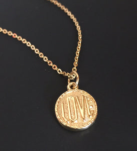 Love, Love Necklace