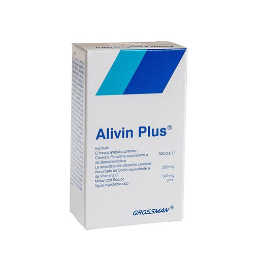 ALIVIN PLUS AD INY 3ML