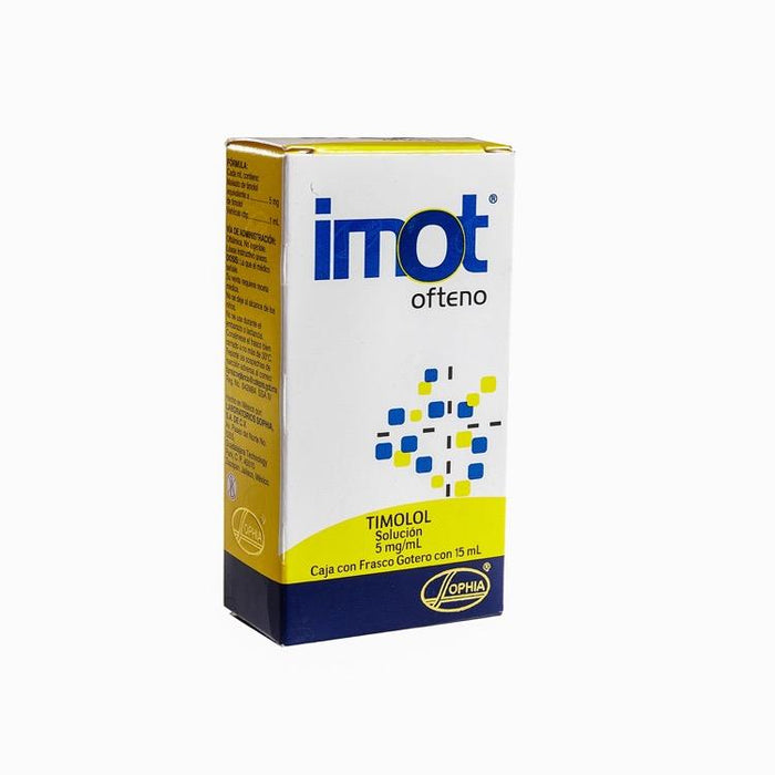 IMOT OFT 0 5% SOL 15ML
