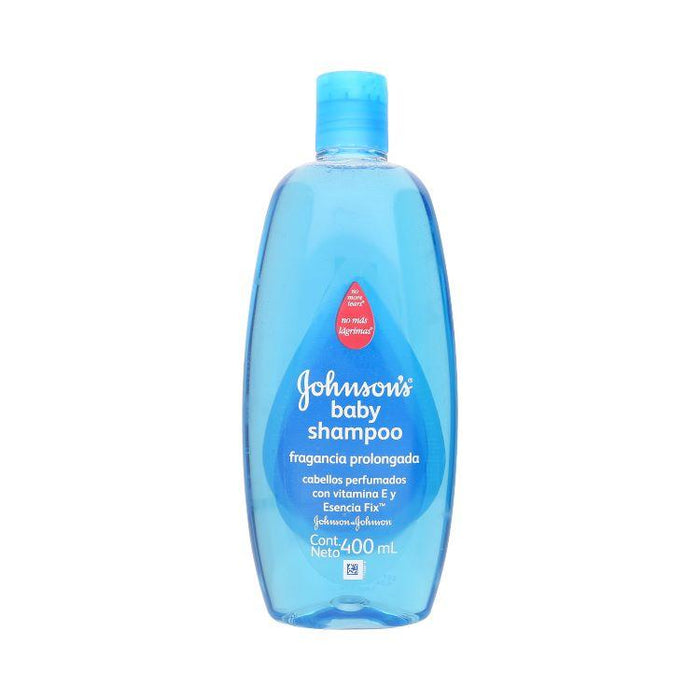 J&J BABY SH FRAGANCIA 400ML