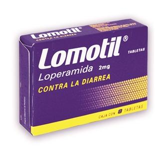 LOMOTIL 2MG TAB C8