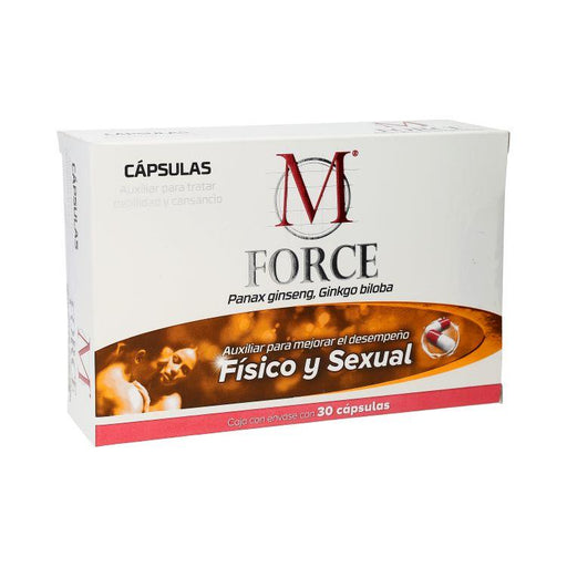 M FORCE CAP C30