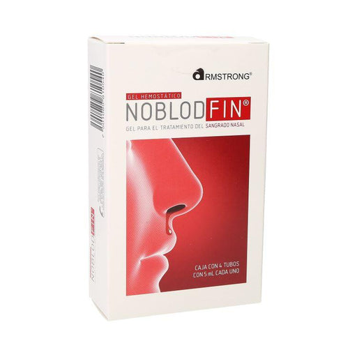 NOBLOD FIN GEL HEMOST 5ML TBO C4