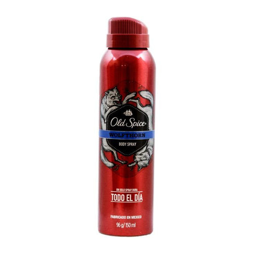 OLD SPICE SPRAY WOLFTHORN 150ML