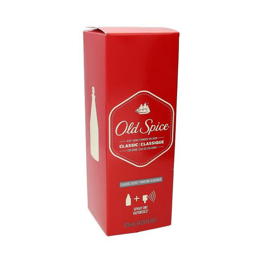 OLD SPICE COL CLASS 125ML