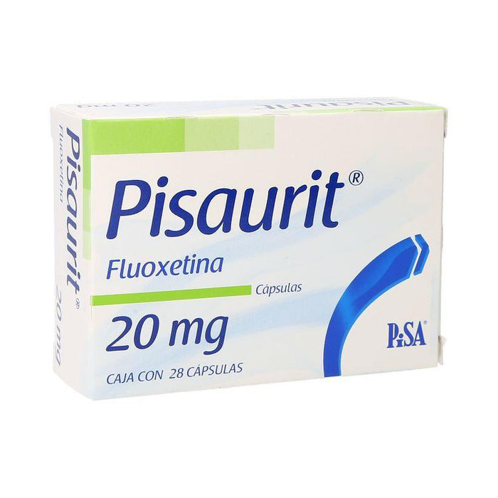 PISAURIT 20MG CAP C28