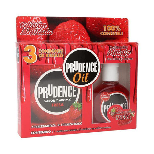 PRUDENCE OIL MASAJ FRESA 30ML