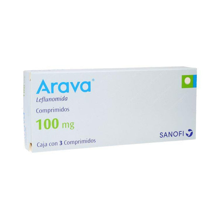 ARAVA 100MG CPR C3